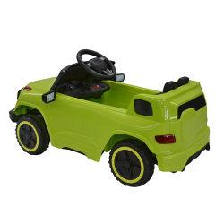 De jonge geitjes berijden Elektrisch Speelgoed op het Licht van de Vrachtwagen van de Auto met Afstandsbediening 3 Snelheid