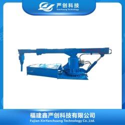 مصنع الفولاذ الحث الصناعي Furnace مانيipulator دفع الفولاذ الخردة