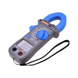 Alicate Multímetro Multímetro Digital Resistência Atual Clampmeter tensão AC/DC de baixa tensão Testador Exibir Multímetro (TS200)