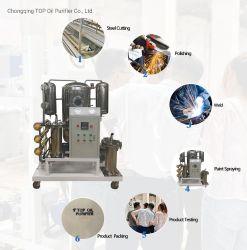 Tyd-W-20는 유압 기름 필터 기계, 사용한 제트기 윤활유 기름 내뿜는 기계장치를 둘러싸았다