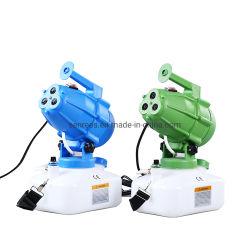 5L de la fábrica China Ulv Eléctrico Portátil Fogger Pulverizador de desinfección en frío de la agricultura de la máquina el empañamiento de las herramientas de jardín