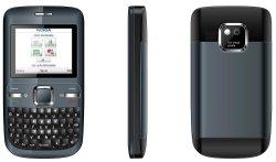 Double carte SIM de téléphone cellulaire Qwerty Ipro (C3)