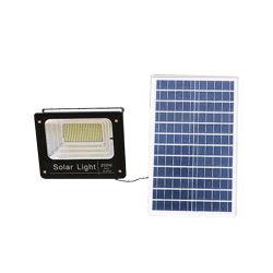 Lumières solaires l'extérieur, l'énergie solaire Rue lumière LED 100/210 COB Outdoor chemin Gradent wall lamp
