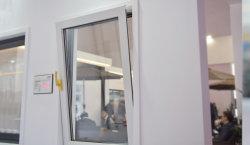 Janela de alumínio Ocultar Janela Tilt-Turn Montagem para sistema de janelas