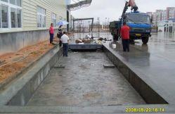 Scs 3.2*14м 80т яму типа Мостовые весы погрузчик шкалы