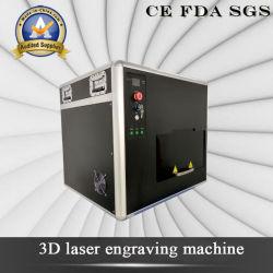 Mini 3D-Crystal DIY лазерной гравировки машин для из стекла для продажи