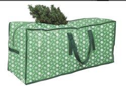 Copos de nieve árbol de Navidad Bolsa de almacenamiento - Zipper doble - a prueba de polvo - a prueba de insectas