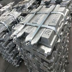 El grado de un lingote de plomo/plomo Chatarra lingote 99.94% Made in China
