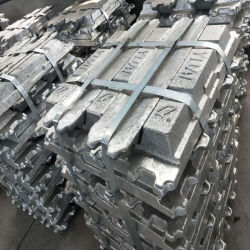 Lead Scrap ingot 99.94% صُنع في الصين من الدرجة A الرصاص مرحبا بك لزيارة مصنع / المعادن / الرصاص ingot