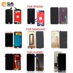 A China a Fábrica Celular Digitalizador LCD peças acessórios Mobile tela LCD do telefone móvel dos Lcds Display sensível ao toque