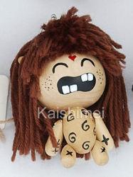 Деревянная кукла - 02