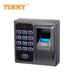 Zelfstandige vingerafdruk van Wiegand RFID-kaart voor toegangscontrole