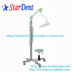 Macchina di raggi X della strumentazione dentale (XR04) di spostamento dell'unità del raggio di Type/X
