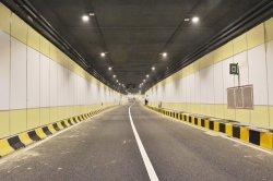 Tunnel-Seitenverkleidungen Zement-Faserplatten