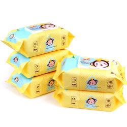 100 SALVIETTE per acqua biodegradabili lavabili migliori per bambini per pelli sensibili Pelle