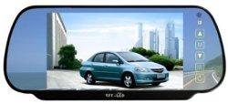 7 monitor di Rearview TFT dell'automobile di pollice con MP5 (GK7002-P5)