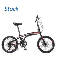 نمو جديدة 20 بوصة 7 سرعة درّاجة يطوي درّاجة