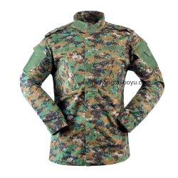 의류 전투 전투 육군 복장 Mulitcam 군 위장 전술상 제복