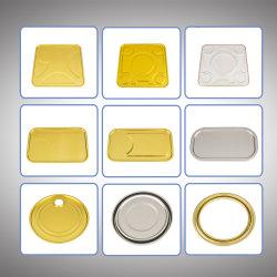 Todo tipo de cubierta de aluminio para la Venta para todo tipo de 0.1-25L Lata Línea de producción