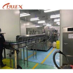 آلة إنتاج عصير القنينة الطازجة الكاملة الأوتوماتيكية الماكينة