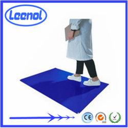 ESD Kleverige Mat die voor Cleanroom gebruiken
