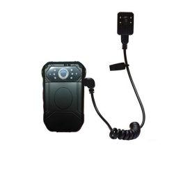 Sicherheitssystem-beste Karosserien-Kamera-verborgene Polizei getragene Videokameras