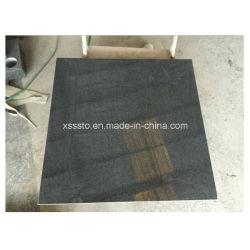 Природные гранитный камень G654 полированной плитки для украшения