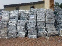 Высокое качество алюминиевого лома черных металлов с 6063 заводская цена