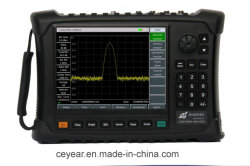 4024A/B/C/D/E/F/G Analizador de espectro, de mano de 9kHz~4GHz/6.5GHz/9GHz y 20GHz/26,5GHz/32GHz/44GHz