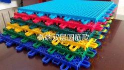 À prova de antiderrapagem PVC Tapete Emenda usado para Kingdergarden, Esportes, Parque infantil
