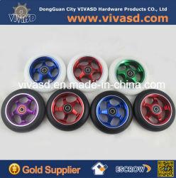 110 mm CNC-Bearbeitung Aluminium Roller Wheels