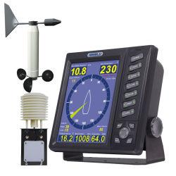 Station météo / Anémomètre / Direction de la vitesse du vent / Compteur de vent