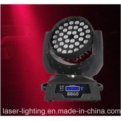 إضاءة قاعة ديسكو ضوء LED ضوء Wash Light 36*10 واط جيجابايت1 4 بوصات