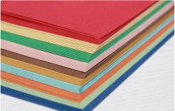 230gsm, papel de grãos de couro Tampa Encadernação em papel com relevo