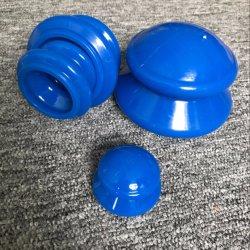 La copa de degustación de silicona médica de la aplicación de ventosas