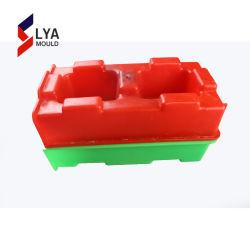 빈 시멘트 콘크리트 블록을%s 플라스틱 맞물리는 벽돌 형