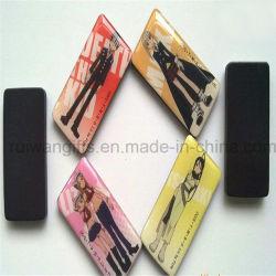 Flexível e 3D magneto de geladeira de epóxi, ímãs de geladeira de cerâmica