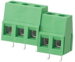 La norme VDE Standard UL connecteur PCB du bloc de jonction (WJ128-5.0)