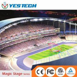 Los Juegos Asiáticos Incheon pantalla LED de deporte al aire libre
