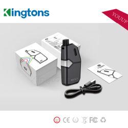 La garanzia Vape su ordinazione di Kingtons 365 lega la sigaretta elettronica di Youup 050