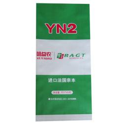 Haute qualité sac de papier kraft pour les semences d'alimentation composite