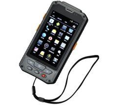 Haute qualité mobile Lecteur de carte RFID UHF avec WiFi