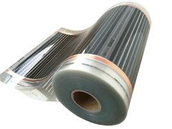 Le chauffage au sol de haute qualité du système de chauffage de carbone film infrarouge