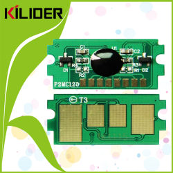 Imprimante/copieur laser compatibles puces de la cartouche de toner pour KYOCERA TK5140
