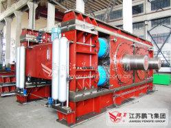 A PFG 120-50 Roller Prima/deslocamento máquina utilizada no sistema de moagem de cimento