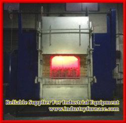 Verre à eau moule torréfacteur industriel de traitement thermique de la résistance électrique four/four/cuisinière
