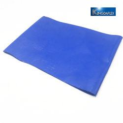 Blauwe Kleur Pvc Zachte Flexibele Irrigatie Lay Flat Slang