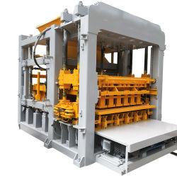 南アフリカ共和国のQt4-15のフルオートおよび油圧フライアッシュのセメントの空のブロック/煉瓦作成機械