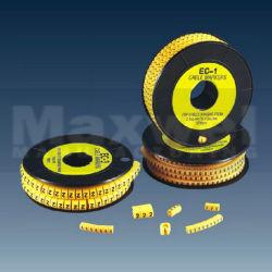 PVC-Kabelmarkierung, Typ EC