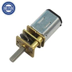 12 мм, 3 в, 4,5 в, 6 в, 12 в, N20, миниатюрный, постоянный ток, малый Редукторный двигатель для робототехники и электрозамка